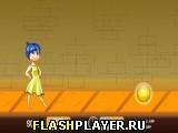 Игра Джой собирает жёлтые шары, играть бесплатно онлайн (аркады)