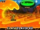 Игра Лава и ящерица, играть бесплатно онлайн (аркады)
