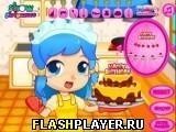 Игра Слей украшает торт, играть бесплатно онлайн (аркады)