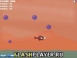 Игра Марсианская безумная рыба, играть бесплатно онлайн (аркады)