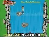 Игра Приключение Диего на водопаде, играть бесплатно онлайн (аркады)