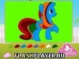 Игра Изящный пони, играть бесплатно онлайн (аркады)