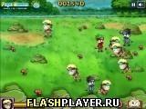 Игра Наруто на арене битвы, играть бесплатно онлайн (аркады)