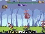 Игра Сага защитника – Тёмный лес, играть бесплатно онлайн (аркады)