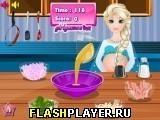 Игра Беременная Эльза готовит гамбургер, играть бесплатно онлайн (аркады)