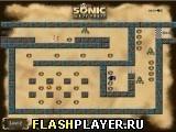 Игра Соник в лабиринте, играть бесплатно онлайн (аркады)
