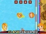 Игра Боец на надувных кругах, играть бесплатно онлайн (аркады)