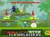 Игра Время приключения – джунгли, играть бесплатно онлайн (бродилки)