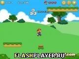 Игра Марио в опасном лесу, играть бесплатно онлайн (бродилки)