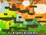 Игра Потерянное приключение Марио, играть бесплатно онлайн (бродилки)