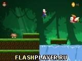 Игра Проблема Марио в джунглях, играть бесплатно онлайн (бродилки)