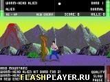 Игра Barbftr, играть бесплатно онлайн (драки)