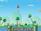 Игра Хитрый трюк Марио, играть бесплатно онлайн (аркады)