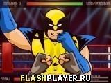 Игра Избей Росомаху, играть бесплатно онлайн (драки)