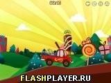 Игра Доставка конфет, играть бесплатно онлайн (гонки)