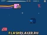 Игра Лихорадка кота Нян, играть бесплатно онлайн (аркады)