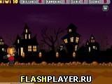 Игра Приключенческий забег в Хэллоуин, играть бесплатно онлайн (аркады)