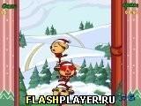 Игра Рождественская собака, играть бесплатно онлайн (аркады)
