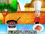 Игра Флорентийская яичная пицца, играть бесплатно онлайн (аркады)