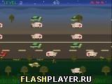 Игра Лягушка в городе, играть бесплатно онлайн (аркады)