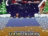 Игра Том и Джерри и падарки, играть бесплатно онлайн (аркады)
