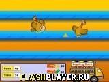 Игра Индюшки в панике, играть бесплатно онлайн (аркады)