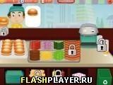 Игра Магазин бургеров, играть бесплатно онлайн (аркады)