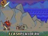 Игра Вульфгар, играть бесплатно онлайн (драки)