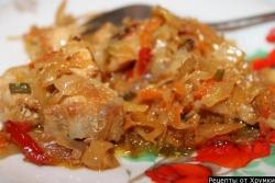 Бигус из свежей капусты рецепт