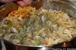 Кулинарный рецепт Капуста со специями по-тайски с фото