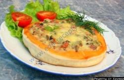 Смаженка - белорусская пицца