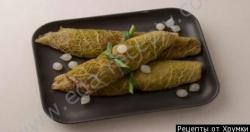 Кулинарный рецепт Капустные рулетики по-вьетнамски с фото