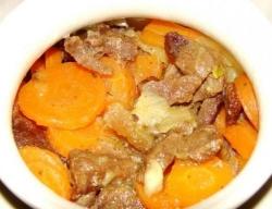 Жаркое говядина в горшочках рецепт приготовления
