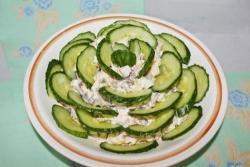 Кулинарный рецепт Салат Изумрудный с фото