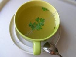 Кулинарный рецепт Мясной бульон-основа с фото