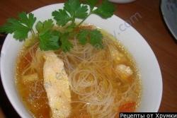 Суп китайский