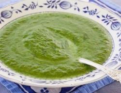 Как приготовить Крем суп шпинат рецепт с фото