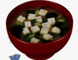 Кулинарный рецепт Суп мисо с фото