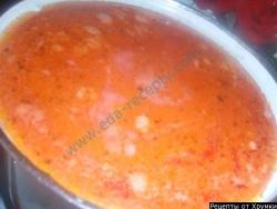 Кулинарный рецепт Борщ с курицей с фото