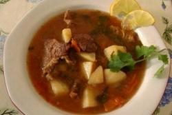 Шурпа по узбекски рецепт приготовления