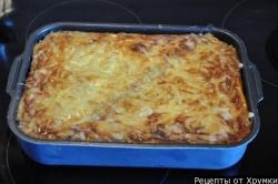 Кулинарный рецепт Запеканка из каши с фото