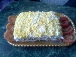 Торт-салат Наполеон