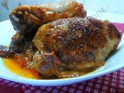 Курица в аджике рецепт с фото