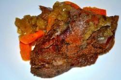 Кулинарный рецепт Утка в мультиварке с фото