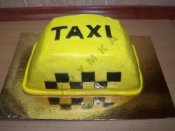 Торт Шашечка такси