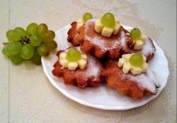 Кулинарный рецепт Полезные овсяно-банановые кексики с фото