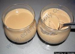 Кулинарный рецепт Чайное суфле с фото