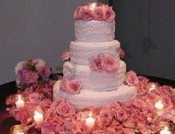 Кулинарный рецепт Юбилейный торт с фото