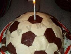 Торт для детей Мяч