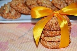 Ореховое печенье без муки рецепт с фото